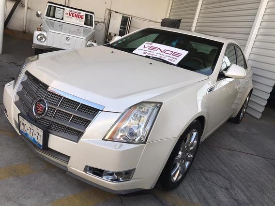 Cadillac Cts B Premium Piel At 2009