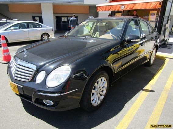 Mercedes Benz Clase E 200 K