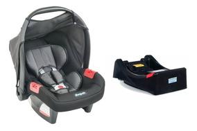 Bebê Conforto Geo Preto Touring Evolution Se+ Base Burigotto