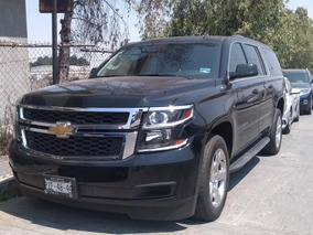 Chevrolet Suburban Lt, Limited 2016, Impecable