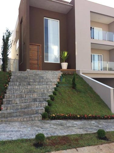 Casa Com 4 Dormitórios À Venda, 320 M² Por R$ 1.990.000,00 - Residencial Arosa - Campinas/sp - Ca0198