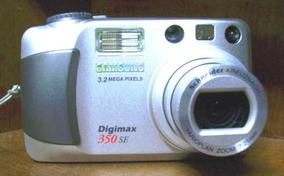 Camera Digital Samsung Digimax 350se