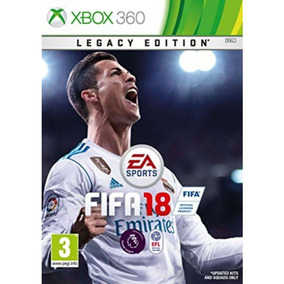 Fifa 18 Mídia Digital Xbox 360 Conta Compartilhada