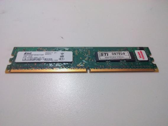 Memória Ram Pc Smart Ddr2 1gb 667mhz