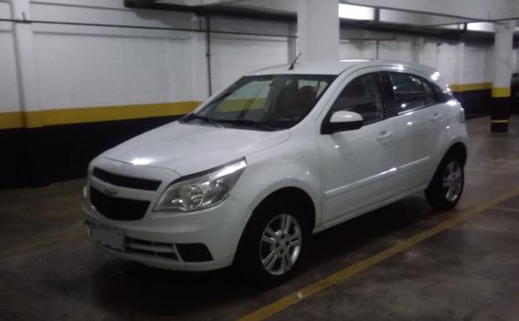 Chevrolet Agile 1.4 Ltz Completo Revisado Doc Ok Pneu Novo