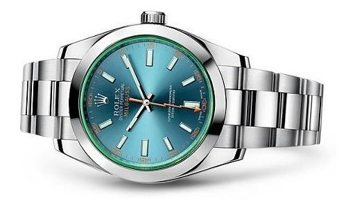 Relório Rolex Milgauss