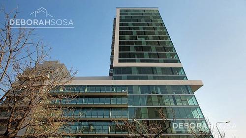 Excelente Oficina Edificio Aaa 75mts En Venta  Sobre Libertador. Con Cochera.