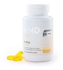 Ômega 3-6-9 + Oleo De Peixe Hinode 60 Caps 1000 Mg