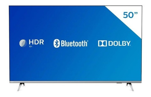 Smart Tv Led 50 4k Philips 50pug6654 Hdmi Bluetooth Wi-fi