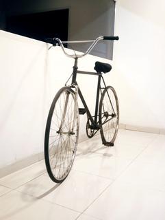 Bicicleta De Paseo Fixie Retro