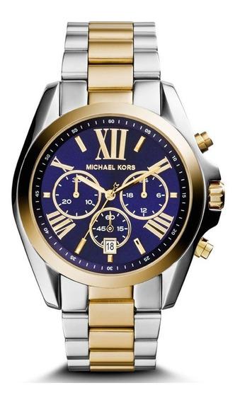 Relógio Feminino Michael Kors Mk-59765 Original-nota Fiscal