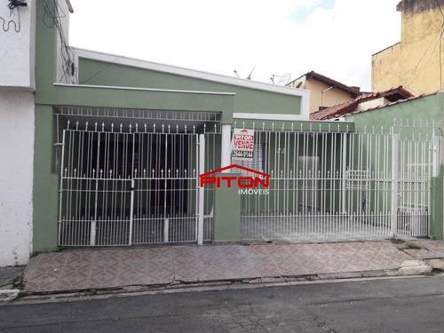 Imagem 1 de 20 de Casa À Venda, 80 M² Por R$ 456.000,00 - Cangaíba - São Paulo/sp - Ca0908