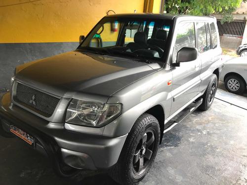 Mitsubishi Pajero Tr4 2006 2.0 5p Com Pass Leilao Detran