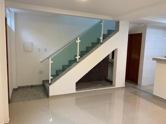 Casa Em Marapé, Santos/sp De 90m² 2 Quartos À Venda Por R$ 469.000,00 - Ca344741