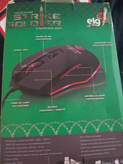 Mouse Gamer Striker Soldier