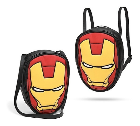 Bolso Thinkgeek Mod.: Cabeza De Iron Man