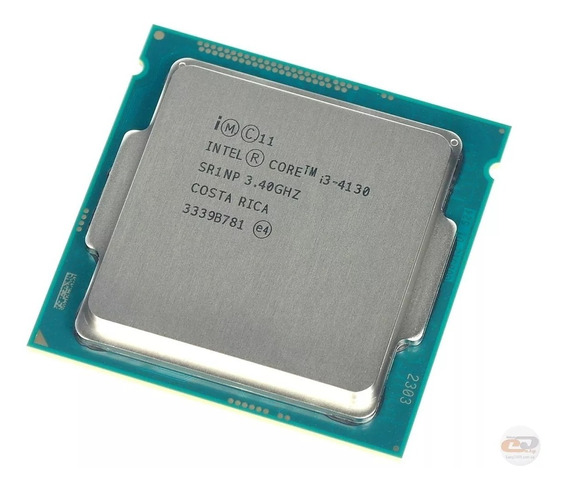 Processador Intel Core I3-4130 3.40ghz Oem