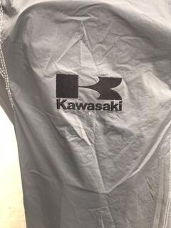 Funda Cubre Moto Kawasaki Z900 Rs Bordado Oferta
