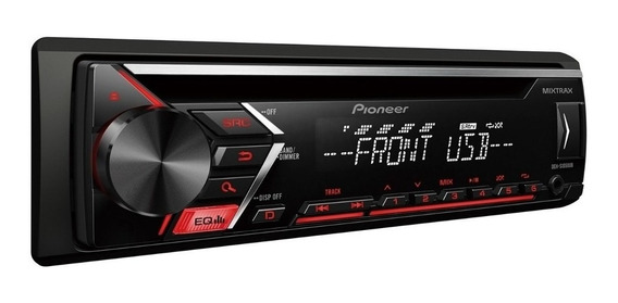 Estéreo para auto Pioneer DEH S1050UB