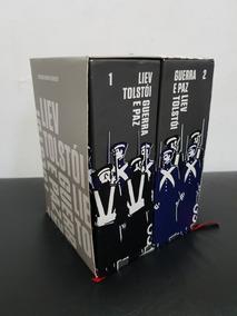 Box Guerra E Paz Liev Tolstói Cosac Naify Usado