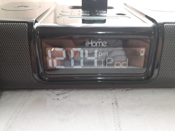 Aparelho Dock Para iPod Marca Ihome Modelo Ip9 Controle Dock