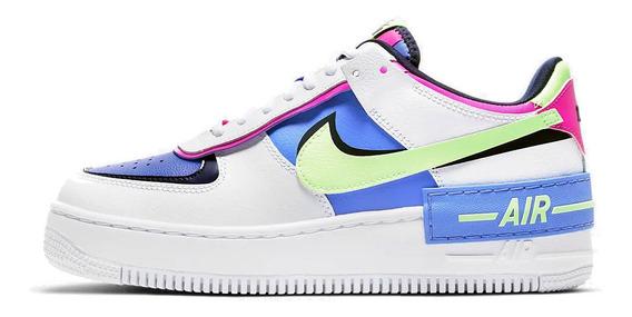 vitalidad Estricto Regenerador  Nike Air Force Mujer | MercadoLibre.com.ar