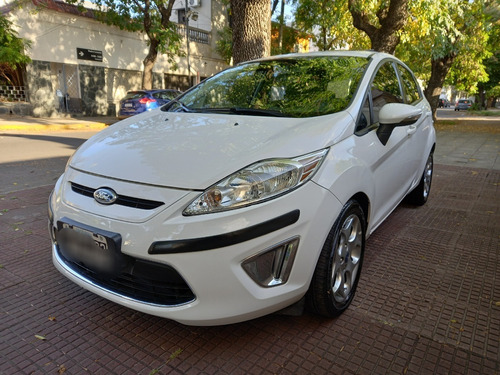 Ford Fiesta Kinetic Titanium