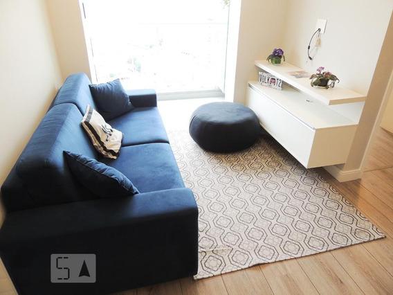Apartamento Para Aluguel - Bom Retiro, 1 Quarto, 49 - 893053769