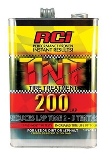 Tratamiento Neumático Rci 7000x ( Tnt 200 Vuelta 1 Galón )