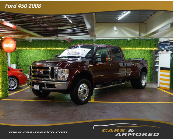 Ford 450 2008 Pick Up