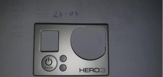 Faceplate Gopro Hero 3