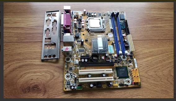 Placa Original Intel Linha Dg41 775 Ddr3