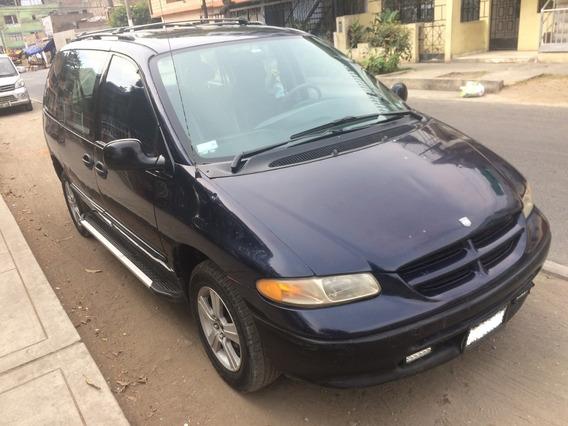 Minivan Dodge Caravan Dual Gnv-gasolina