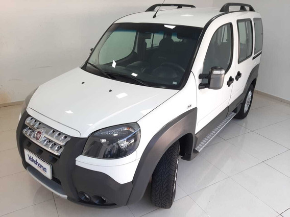 Fiat Doblo 2015 1.8 16v Adventure Flex 5p