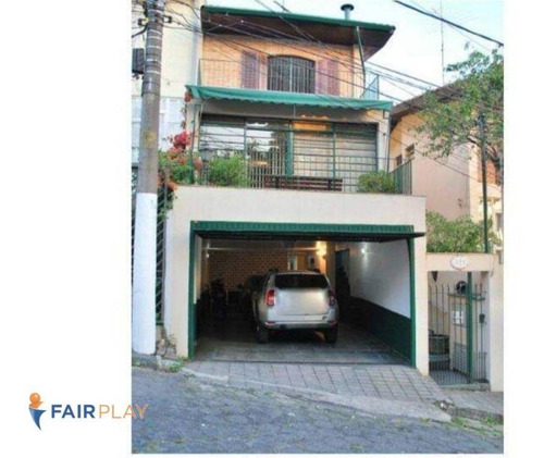 Casa Muito Bem Localizada 3 Dorms 2 Vagas - Ca0406