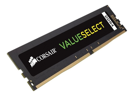Memória Ram Corsair Value Select 16gb (2x8) Ddr4 2400mhz