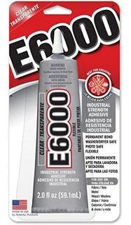 Pegamento E6000 59.1ml