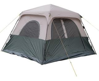 Barraca De Camping Guepardo Rav 6 Pessoas 2000mm Ventilada