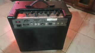 Amplificador Peavey 4 Salidas De Linea Y Canon