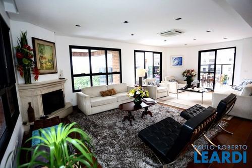 Imagem 1 de 15 de Apartamento - Panamby  - Sp - 516159