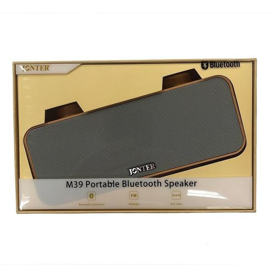 Caixa De Som Portátil Bluetooth Extreme M39 Super Som