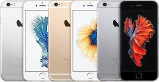 Celular Libre iPhone 6s 32gb 8/1.4 4g Garantia