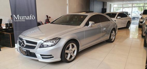Mercedes Benz Cls350 Amg 2013