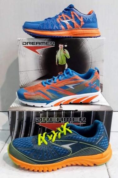 Zapatillas Running Dreamer. Super Oferta!