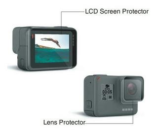 Protector Lente Y Pantalla Go Pro 5