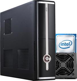 Cpu Csmall Slim Core I5 4590 Bmbh81-t 8gb Ddr3 Ssd120gb 350w