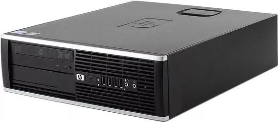 Cpu Hp Elite 8000 Core 2 Duo E8400 4gb Hd 80 Ddr3