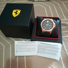 Relógio Scuderia Ferrari De Luxo 100% Original!!