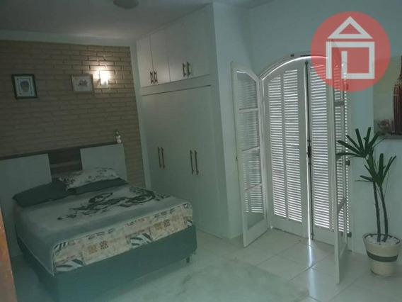 Chácara Com 4 Dormitórios À Venda, 1082 M² Por R$ 420.000 - Campo Novo - Bragança Paulista/sp - Ch0191
