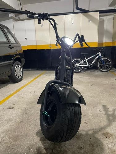 Imagem 1 de 8 de Scooter Elétrica 1000w